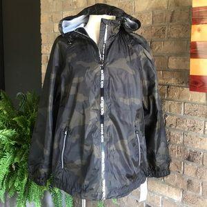 Michael Kors camo jacket
